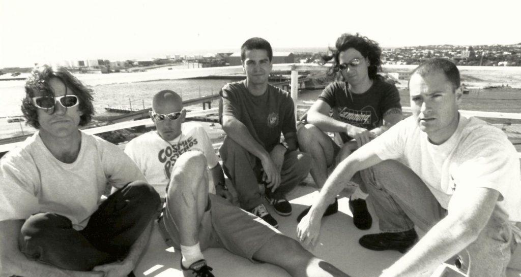 The externals rock band